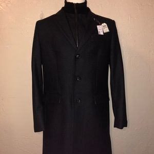 Jos A Bank 1905 Collection Tailored Coat